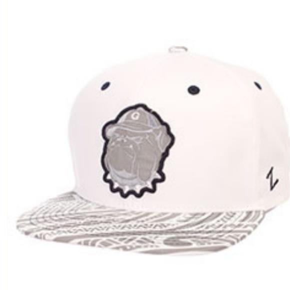 the best attitude 0371e ed498 Georgetown Hoyas Snapback Hat NEW.